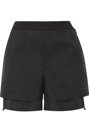 Donatelo layered shell shorts