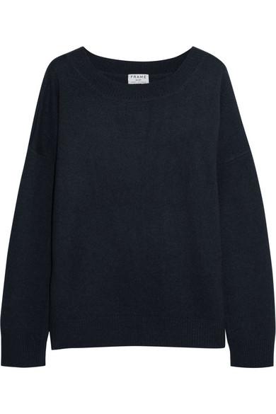 cec0d2cebcd6d FRAME | Le Boyfriend cashmere sweater | NET-A-PORTER.COM