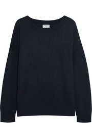 Frame Denim Le Boyfriend cashmere sweater