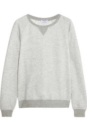 Le Boyfriend cotton-jersey sweatshirt