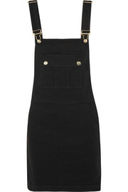 Le Apron stretch-denim mini dress