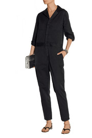 The Mechanic cotton-twill jumpsuit