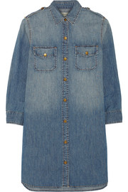 The Perfect denim shirt dress