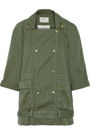 The Infantry cotton-twill jacket