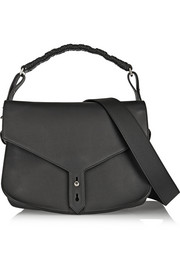 Hudson leather shoulder bag