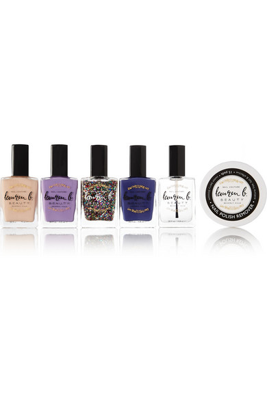 Lauren B. Beauty - Luxury Nail Couture Collection - Set Of Five Polishes