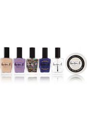 Luxury Nail Couture Collection - set of five polishes