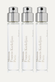 Aqua Universalis Eau de Toilette Travel Set - Bergamot & White Flowers, 3 x 11ml