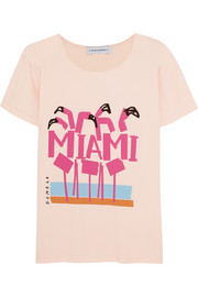 + Donald Robertson Miami cotton T-shirt
