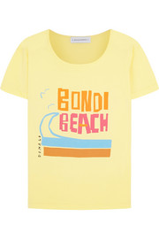 + Donald Robertson Bondi Beach cotton T-shirt