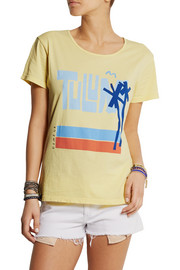 Solid and Striped + Donald Robertson Tulum cotton T-shirt