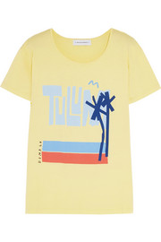 + Donald Robertson Tulum cotton T-shirt