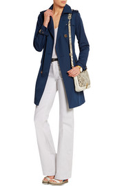 Beverly cotton-blend trench coat