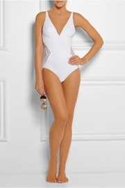 Android Avatar cutout swimsuit