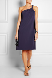 Thesee two-way stretch-jersey dress