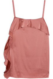 Day Fluents stretch-silk satin camisole