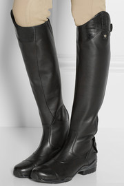 Volant S leather riding boots