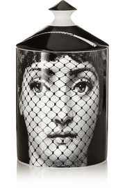 Fornasetti Burlesque Thyme, Lavender and Cedarwood scented candle