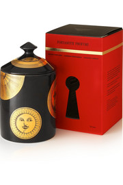 Fornasetti Sun and Moon Thyme, Lavender and Cedarwood scented candle, 300g