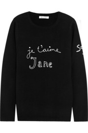 Je T'aime Jane wool sweater