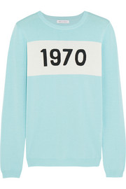 1970 cotton sweater