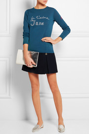 Je T'aime Jane cotton sweater