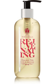Dama De La Noche Rejuvenating Bath & Shower Gel, 290ml