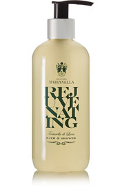 JABONERIA MARIANELLA Tintarella Di Luna Rejuvenating Bath & Shower Gel, 290ml