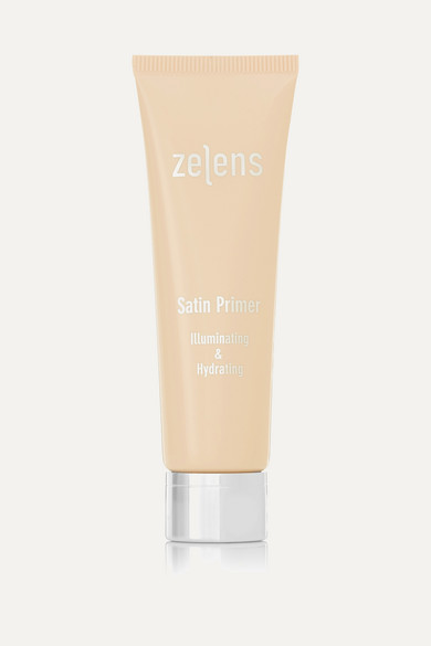 ZELENS Satin Primer, 30 Ml - One Size in Colorless