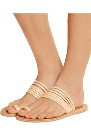 Miramar leather sandals