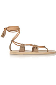 Lia leather sandals