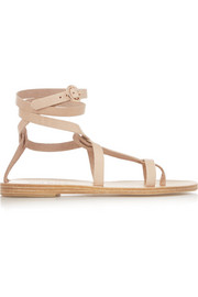Sandy Cay leather sandals