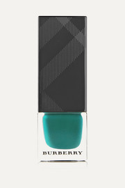 Burberry Beauty Nail Polish - Aqua Green No.418