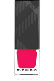 Nail Polish - Bright Coral Red No.414