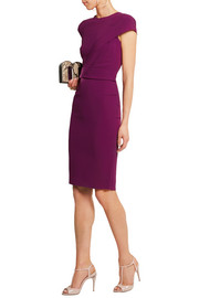 Nepa stretch-crepe dress
