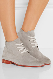 Waris suede ankle boots