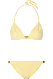 Alliages Zinc and Nickle triangle bikini