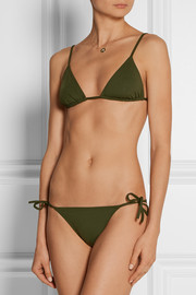 Eres Les Essentiels Mouna and Malou triangle bikini