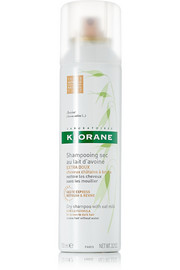 Klorane Dry Shampoo with Oat Milk - Natural Tint, 150ml