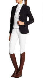 Cavalleria Toscana Stretch-crepe competition jacket