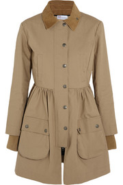 Cotton Mackintosh coat