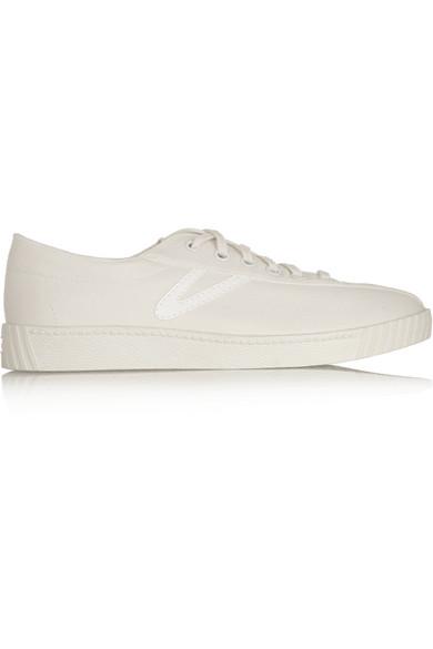 6ee2a88de Tretorn | Nylite canvas tennis sneakers | NET-A-PORTER.COM