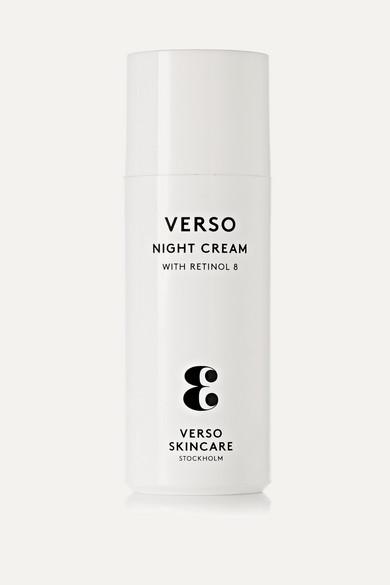 VERSO Night Cream 3, 50Ml - Colorless