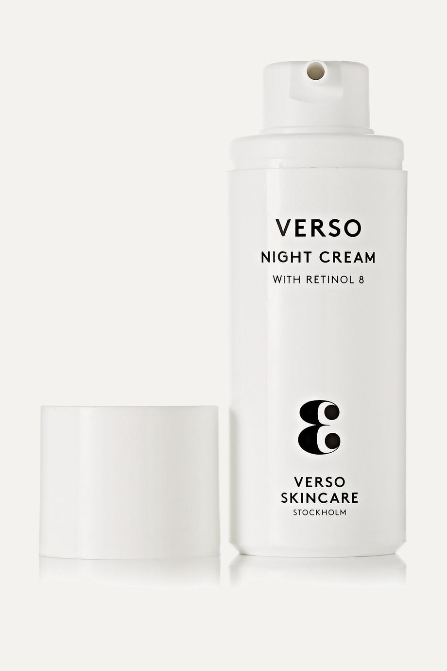 Verso Night Cream 3, 50ml–Nachtcreme