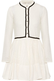 Rayane broderie anglaise dress