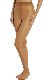 Set of two Shelina 12 denier tights