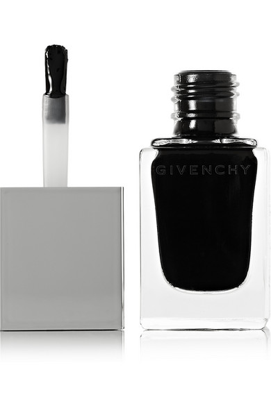 givenchy beauty nail polish noir satin net a porter com. Black Bedroom Furniture Sets. Home Design Ideas