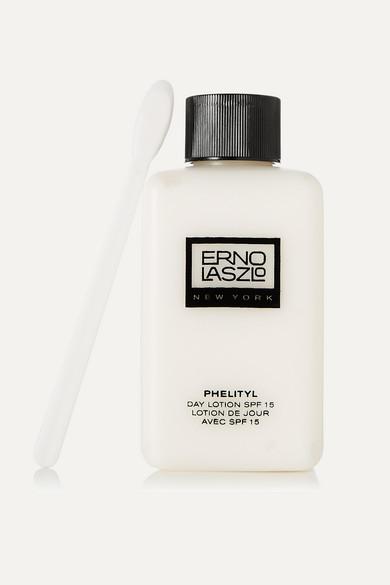ERNO LASZLO Phelityl Day Lotion Spf15, 90Ml - Colorless