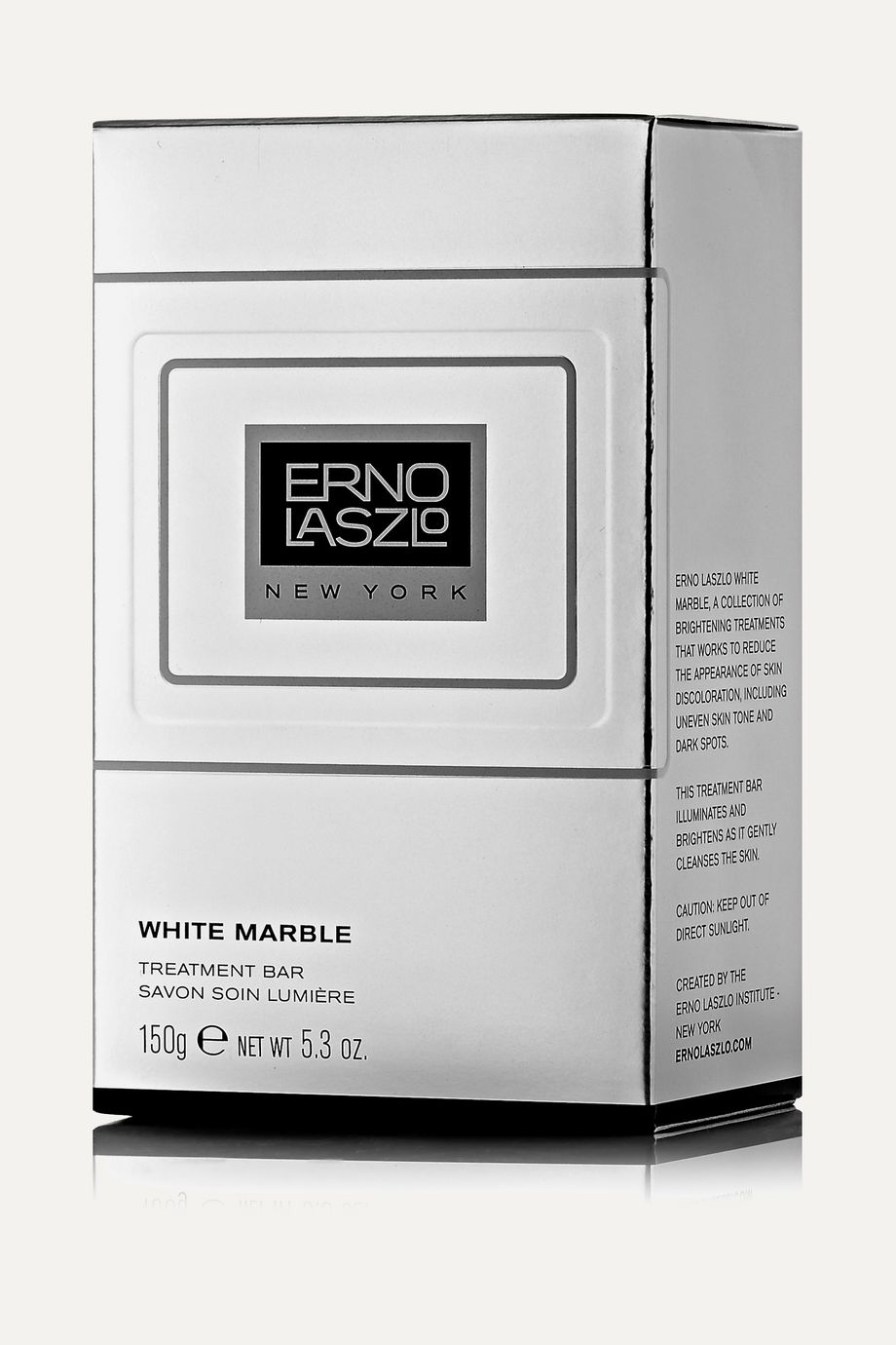 Erno Laszlo White Marble Treatment Bar, 100 g – Gesichtsseife