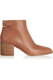 MICHAEL Michael Kors Saylor leather ankle boots